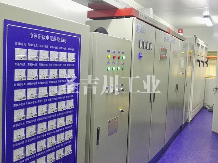 电泳阳极电流监控系统