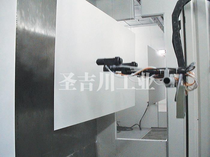 张家港铝板静电喷涂线