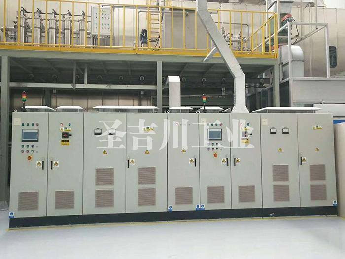 PLC集中程控系统