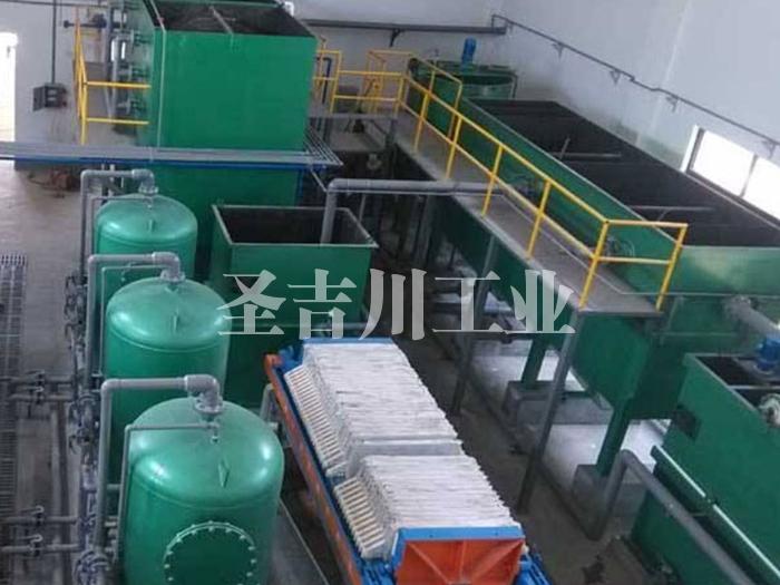 张家港废水处理系统