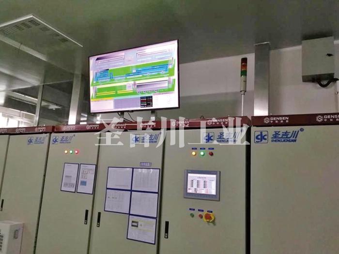 张家港工控机及PLC集中控制系统