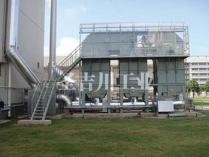 三室RTO废气处理系统
